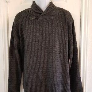 Yoki NewYork Gray Sweater Sz XL NWT